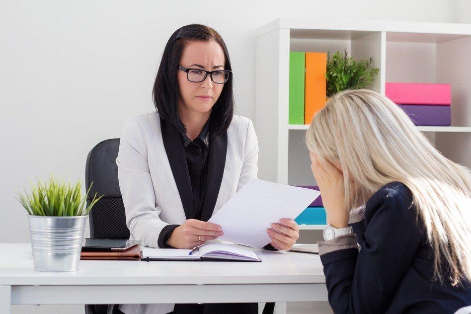 Você tem receio de conversas difíceis com seus funcionários?