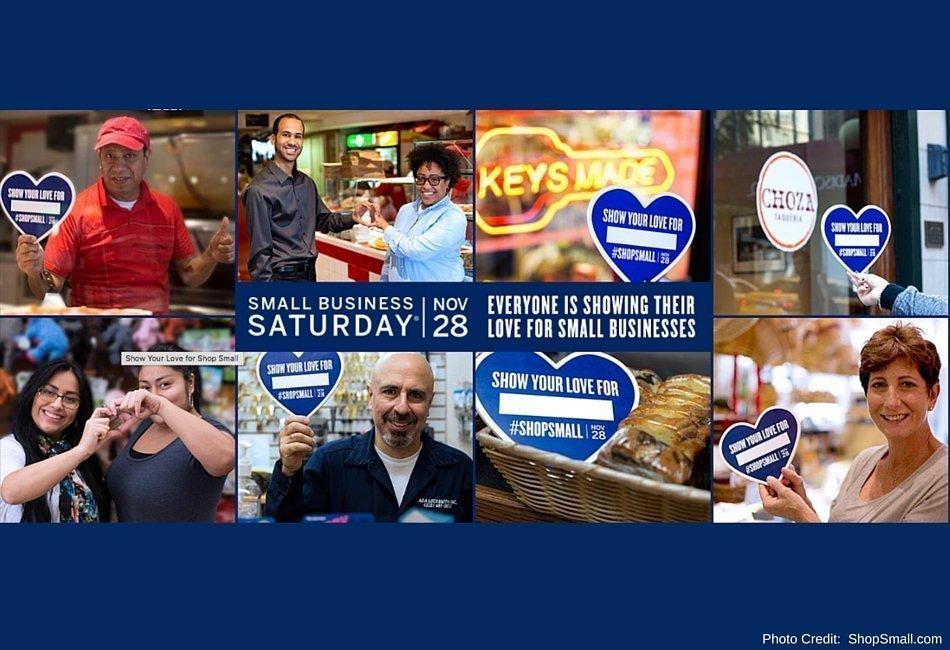 """O que é o """"Small Business Saturday""""?"""