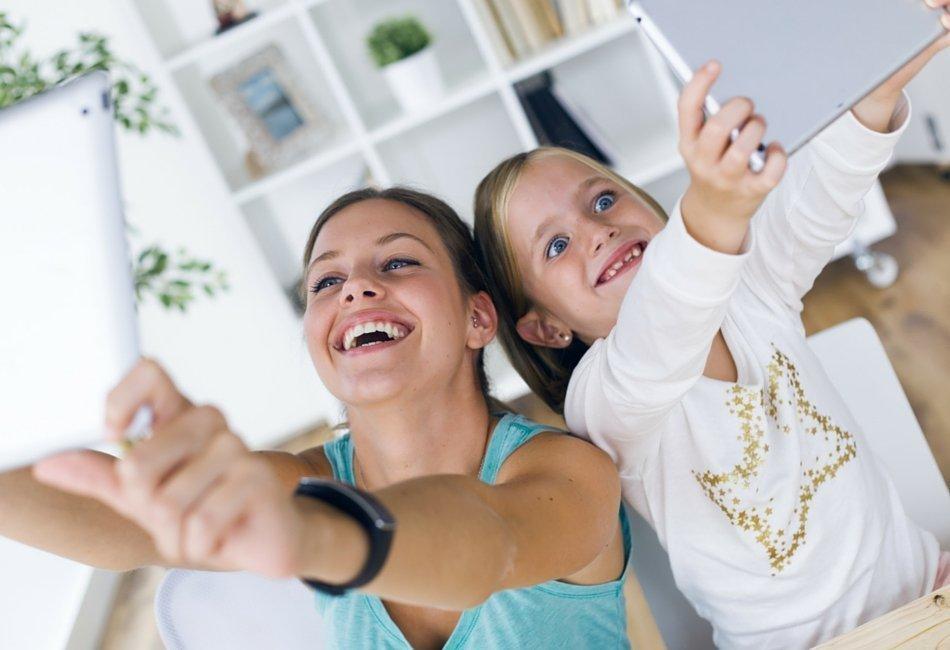 A tecnologia nos aproxima ou nos afasta de nossos filhos?