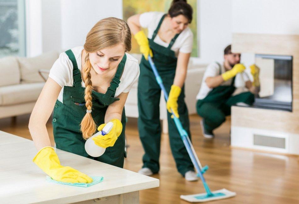 Produtos de limpeza que podem ser assassinos lentos e silenciosos