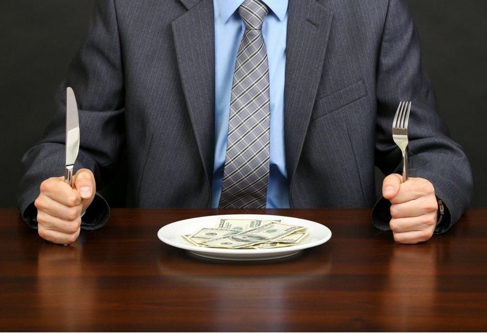 Saiba como o que você come pode lhe deixar rico!