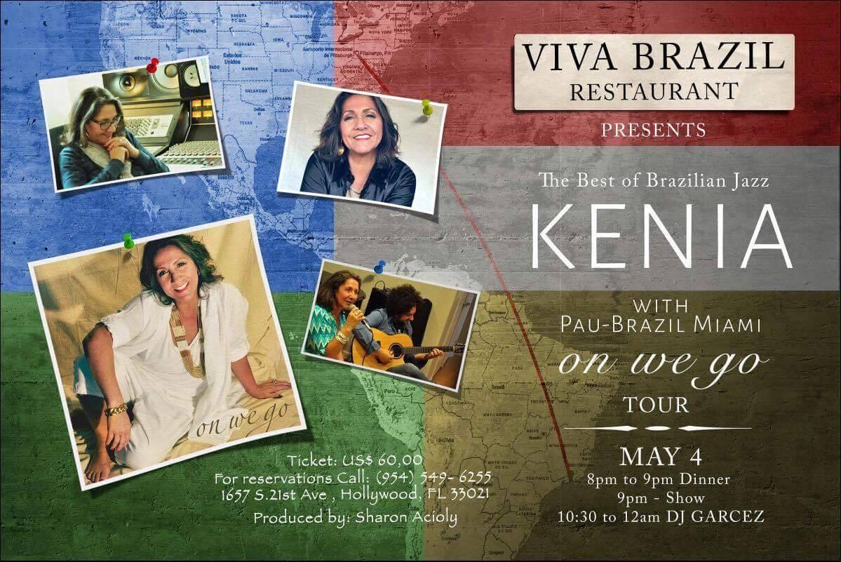 Kenia – The Best of Brazilian Jazz