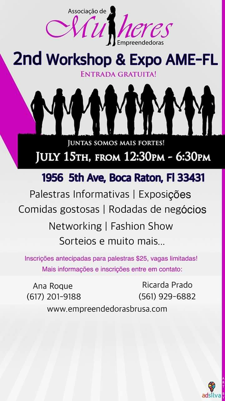 2nd Workshop & Expo AME-FL