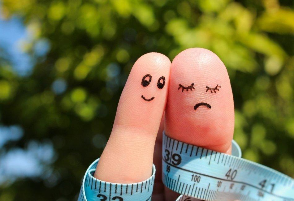 Nem todo obeso tem problema de saúde e nem todo magro é saudável
