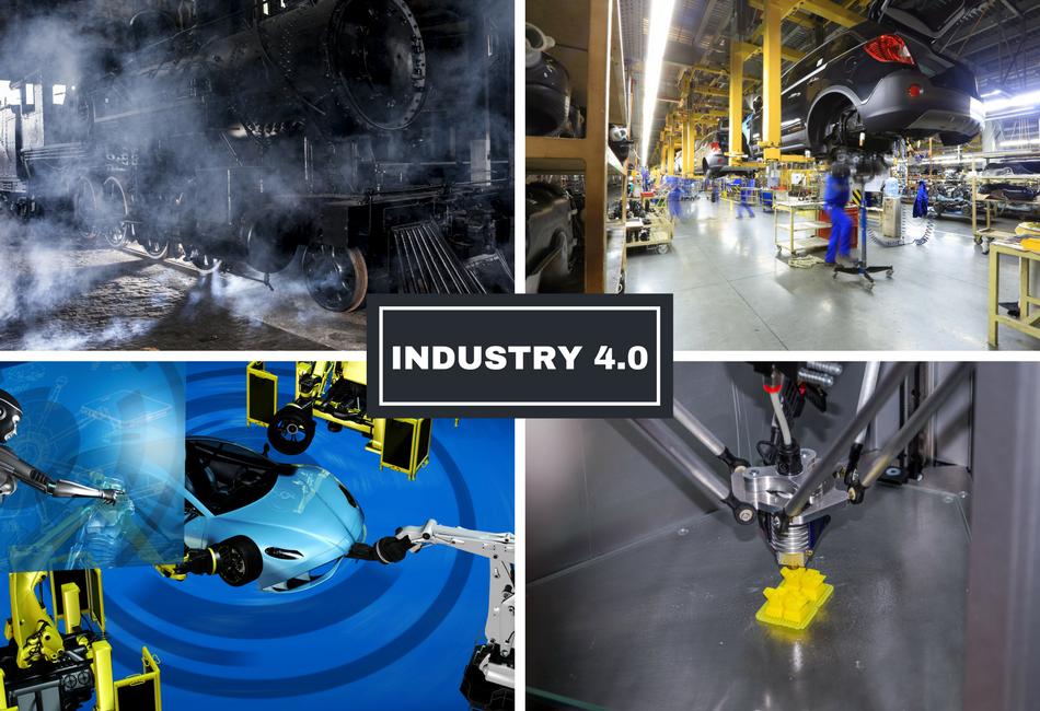 A quarta revolução industrial está em nossas mãos