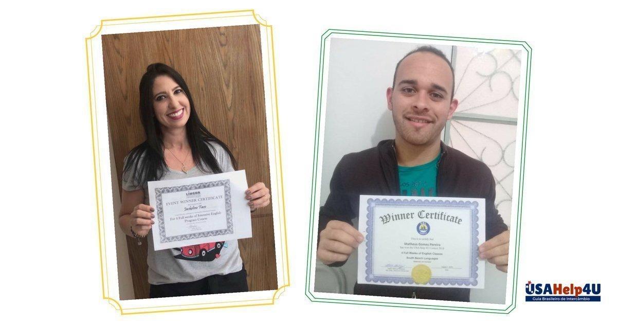 Concurso de bolsas de estudos premiou dois brasileiros na região Nordeste